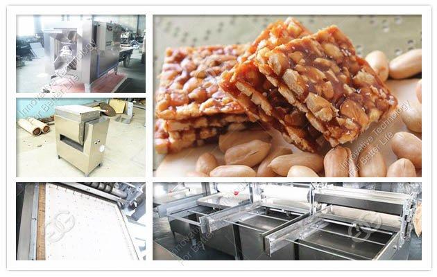 Rice Cake Rice Krispies Treats Production Line