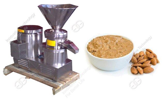 almond butter grinder machine