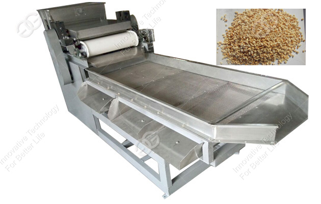 nut crusher machine