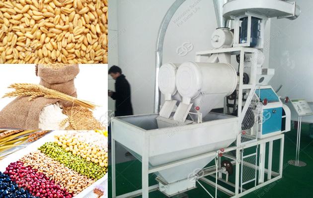 flour making machine