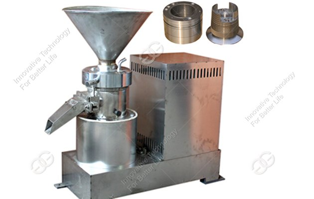 nut butter grinder machine