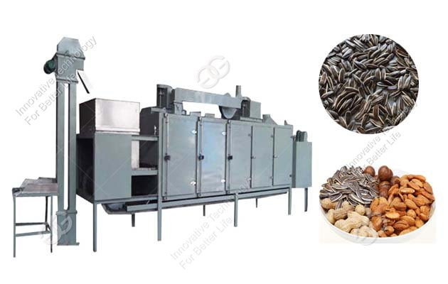 Automatic Sunflower Seeds Butter Making Machine